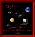 Ladyses' Award For Excellent